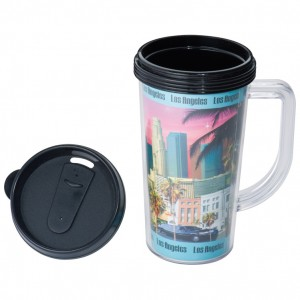 Promotion mug 'los angeles'