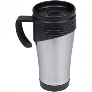 Stainless steel thermo cup 'el paso'